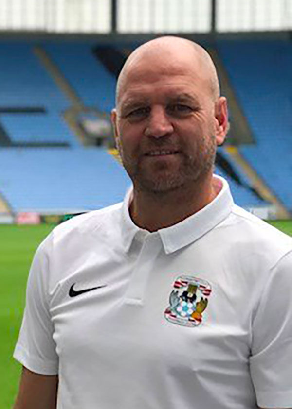 Dave Busst - CEO, Sky Blues in the Community